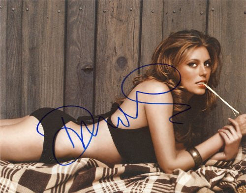 Diora Bai Autographed Photo