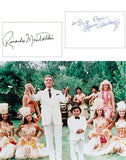 Fantasy Island  Autographs with Photo