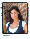 Alex Mauriello Autograph  Photo