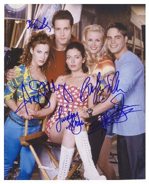 Gross Pointe Cast (signed by 5) 8x10