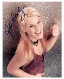 Kimberly Caldwell Autographed Photo