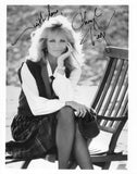 Cheryl Tiegs Autograph  Photo