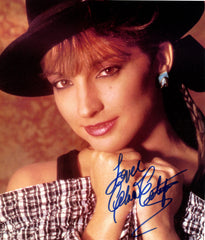 Gloria Estafan Autograph