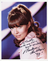 Barbara Feldon Genuine Autograph Signed 8x10 Photo UACC Dealer