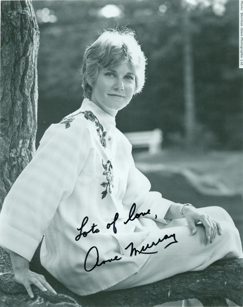 Anne Murray signed 8x10 Autographed Photo UACC Dealer