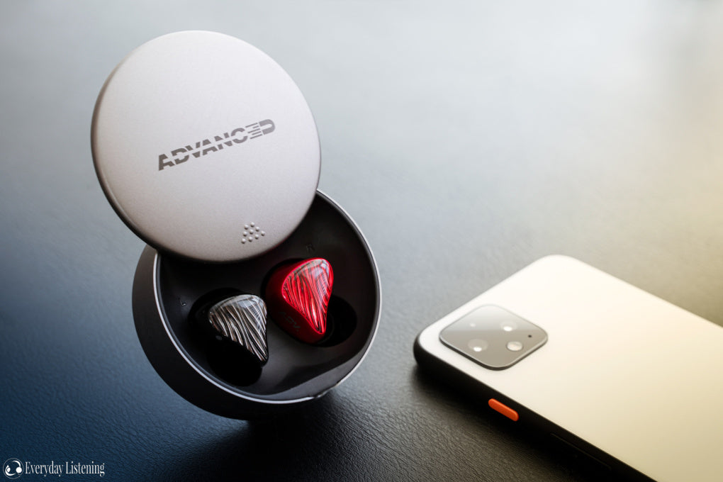 Review of Advanced M5 TWS Earbuds