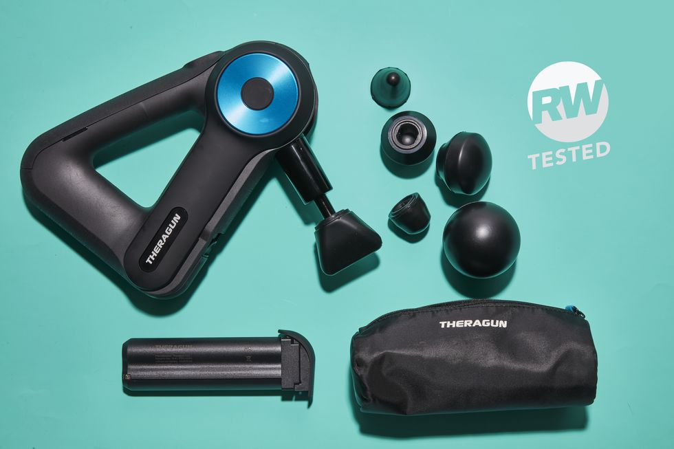Theragun Review by RunnersWorld