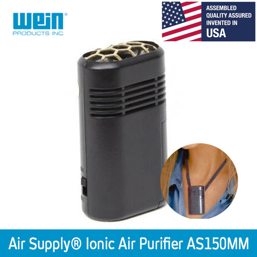 AirSupply AS150MM Personal Ionic Air Purifier - WEAREREADY.SG