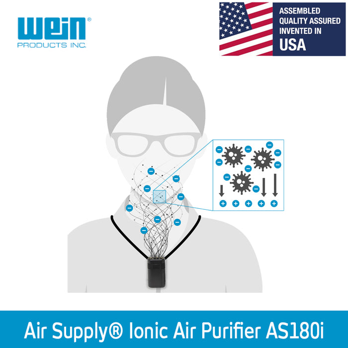 AirSupply AS180i Personal Ionic Air Purifier - WEAREREADY.SG