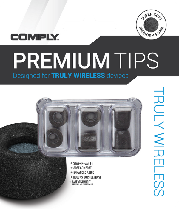 Comply Truly Wireless