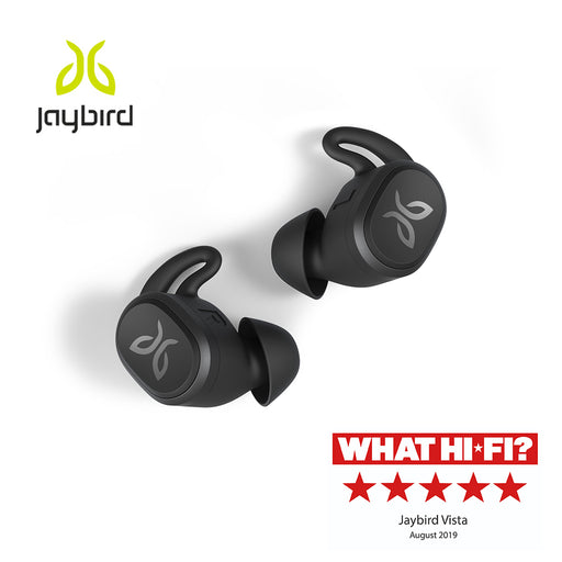 Jaybird Vista - Black - WEAREREADY.SG