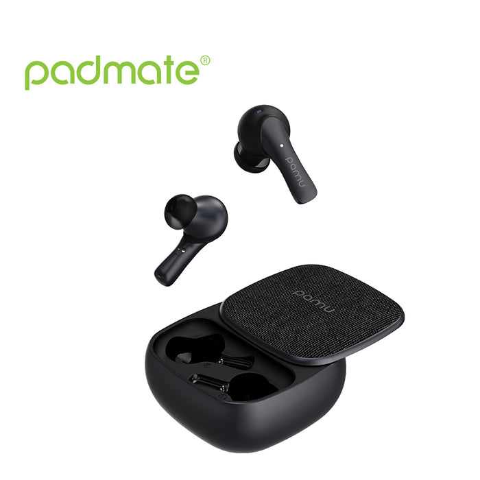 Padmate PaMu Slide - Black - WEAREREADY.SG