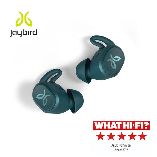 Jaybird Vista - Mineral Blue - WEAREREADY.SG