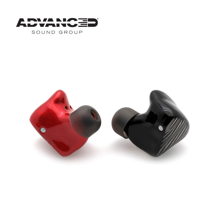 Advanced M5-TWS World's First 3D-printed High Fidelity True Wireless Earbuds