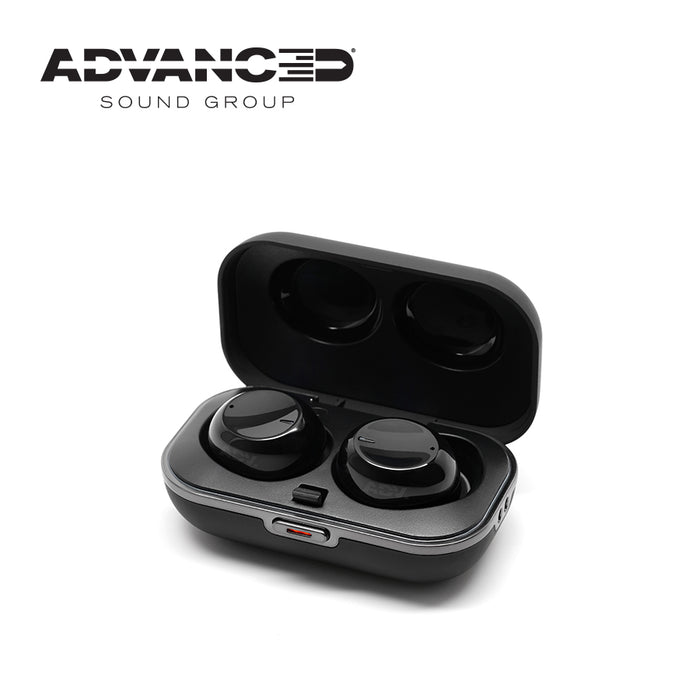 Advanced Model X - True Wireless Earbuds - WEAREREADY.SG