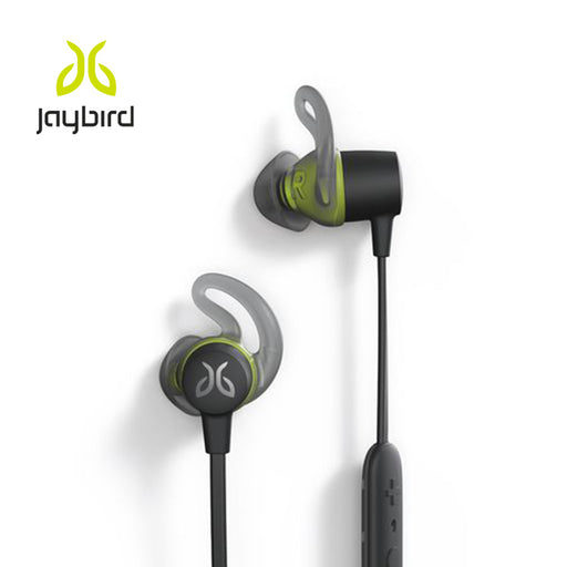 JayBird - TARAH Bluetooth earbuds - Black Metallic