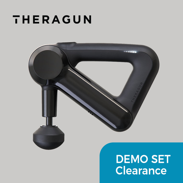 [DEMO Clearance] Theragun G3 Black - Percussive Therapy Gun
