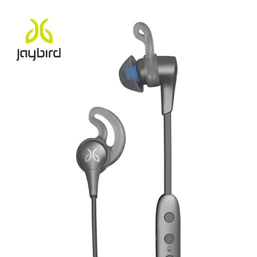 JayBird - X4 Bluetooth earbuds - Storm Metallic - WEAREREADY.SG
