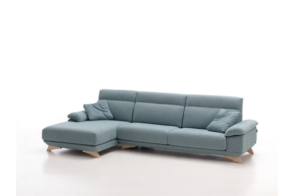 Sofá Chaise Longue de Tela Cosy Harrier01