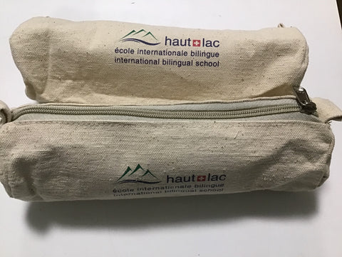 Haut-Lac Fabric Pencil Case