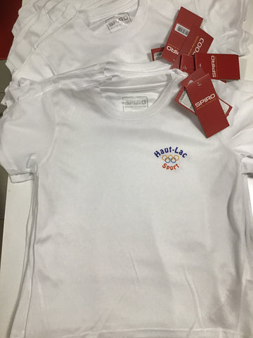 Age 5/6 Primary Sport T-shirts SPIRO