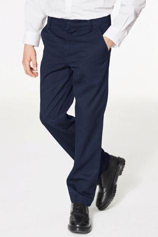 NEXT Navy Trousers 781532 116cm / UK 6 yrs