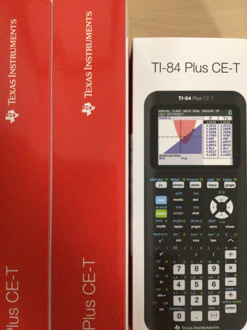 Calculator - TI-84 CE-T MYP 4 & 5/DP1 & 2