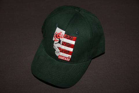 House Caps /Casquettes Jura Green