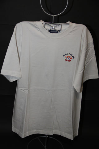 Cotton L Secondary Sports T-Shirts Clique/Newwave Discoloured