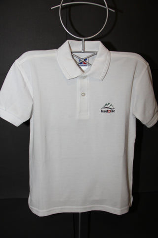 Age 8 (L) Russell Primary Polo