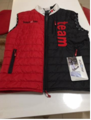 Age 8 Avalanche Gilet