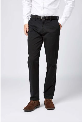 38R NEXT Smart Belted Chinos 418943