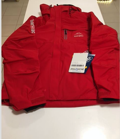 Size L Avalanche ski jacket RENTAL
