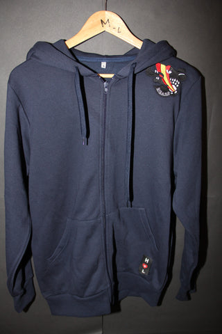Wrong - Bern Primary Navy House Hoodies Size 10