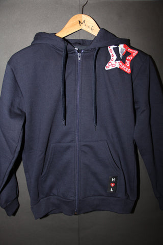 Valais Size L Secondary House Hoodies