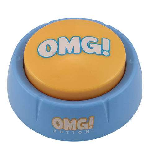 The OMG Button (Oh My God) – 10 Hilarious Sounds – Batteries Included