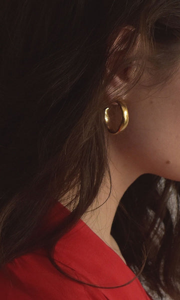 *NEW* Sascha Gold Earrings