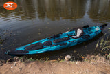 4.2M 14ft Single Sit-On Fishing Kayak