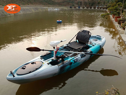2.7M Single Sit On Top Fishing KAYAK