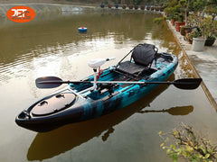 Jet Motor 10'  3.16M 10ft Single 36lb Motor Kayak with Aluminum Seat
