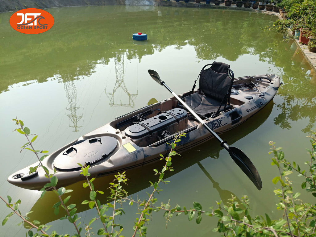 New 3.66M 12ft Fishing Kayak with Aluminium Seat