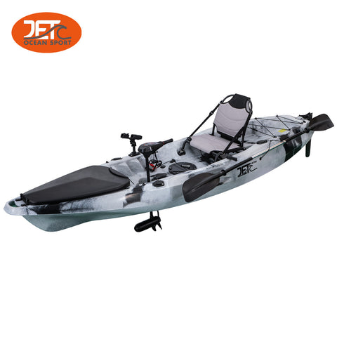 New 3.7M 2.5 Seaters 2+1 Double Family Fishing Kayak