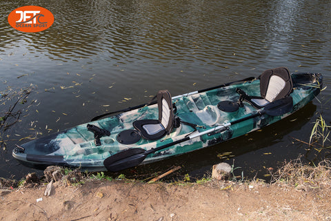 3.1M 10ft Single Sit-On Fishing Kayak