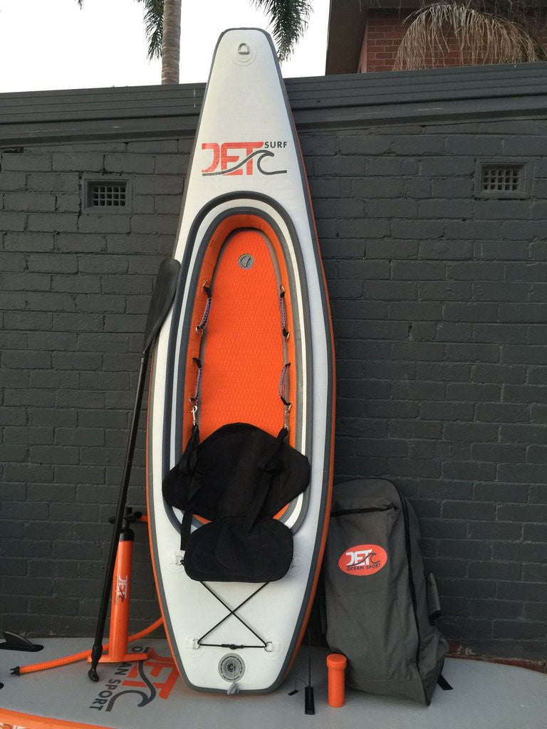 Jet Inflatable 270 KAYAK 270