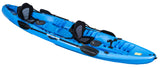 JET Tour 2+2 4.1m Four Seats Family Sit On Top Kayak