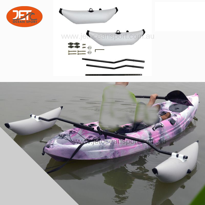 Jetocean Kayak Inflatable Floating Fishing Leisure Float Tube-JET001