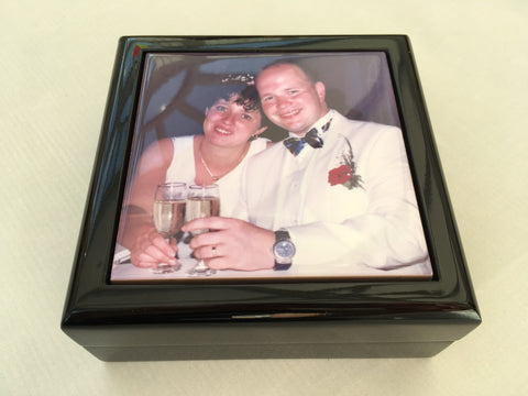 Personalised Jewellery Box - PersonaliseWise - Personalised Photo Gifts - 1