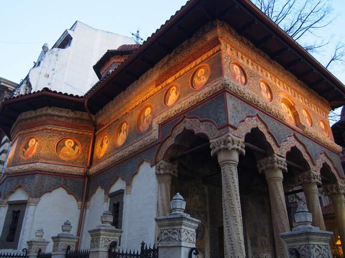 Stavropoleos Church - Bucharest