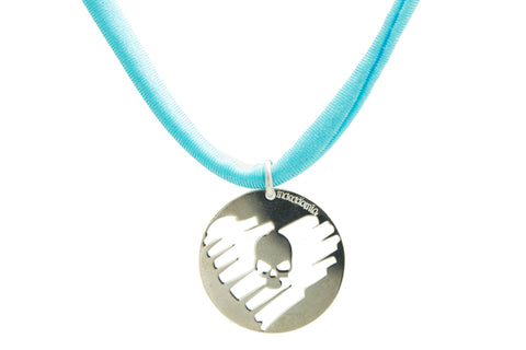 STRAY HEART SILVER LIGHT PENDANT