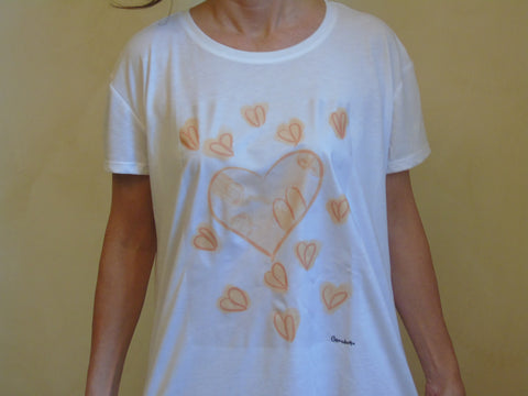 LITTLE HEARTS T-SHIRT